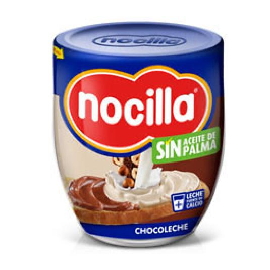 CREMA CACAO Y LECHE C/AVELL. 180GR