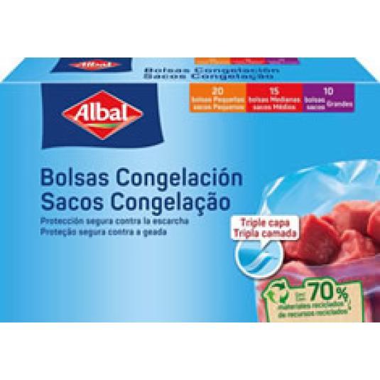 BOLSAS CONGELACION 40UX3T