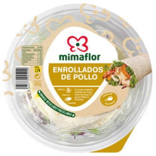 BOWL ENROLLADOS DE POLLO 330GR