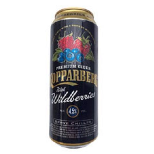 SIDRA WILBERRY LATA 500CL