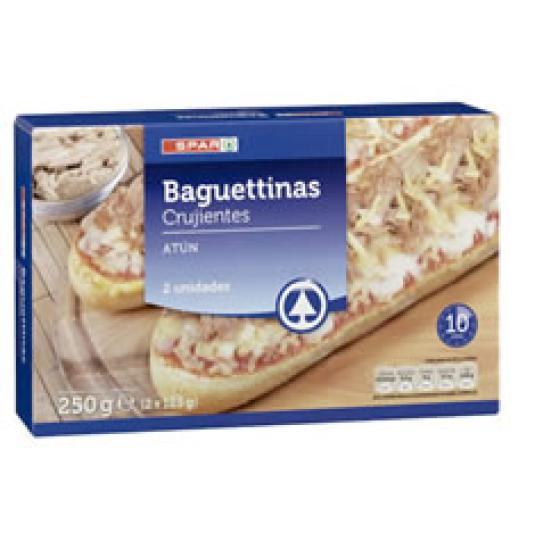 BAGUETTINA ATUN 2X125GR