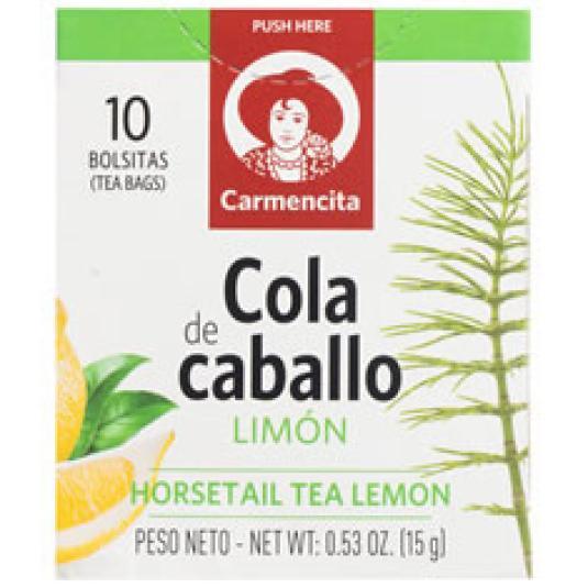 COLA CABALLO 10UD