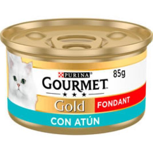 COMIDA GATO ATUN FOUNDANT G. GOLD 85GR