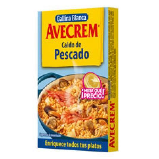 CALDO DE PESCADO 8 PASTILLAS