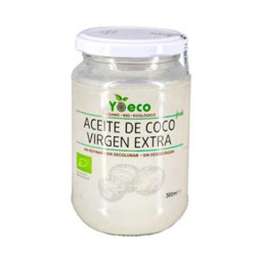 ACEITE COCO VIRGEN ECOLOGICO 300ML
