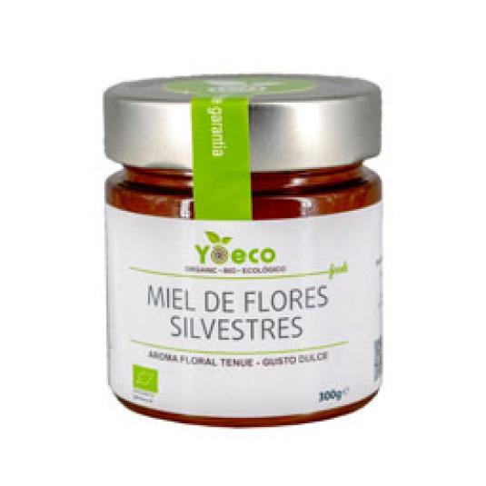 MIEL DE FLORES SILVESTRES BIO 300GR