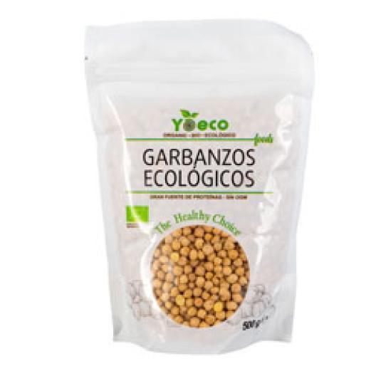 GARBANZO ECOLOGICO 500GR