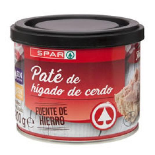 PATE HIGADO CERDO 200GR