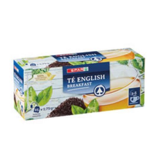 TE ENGLISH BREAKFAST 25UD