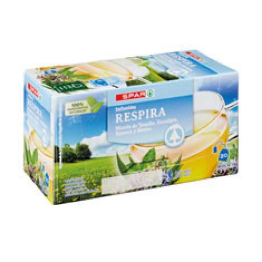 INFUSION RESPIRA 20UD