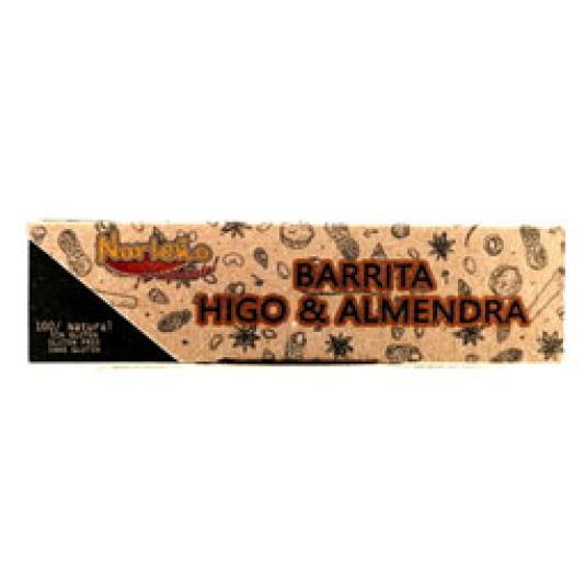 BARRITAS HIGO-ALMENDRA 50GR