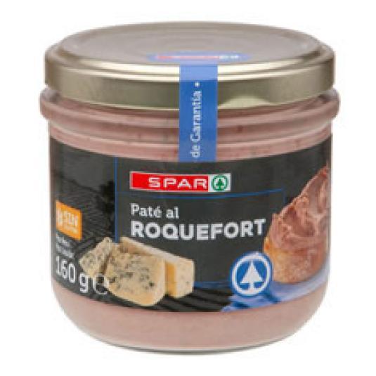 PATE ROQUEFORT TARRO CRISTAL 160GR
