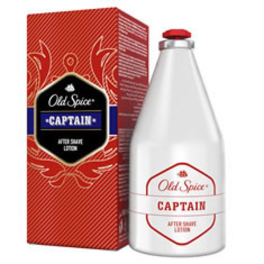AFTER SHAVE CAPTAIN 100ML