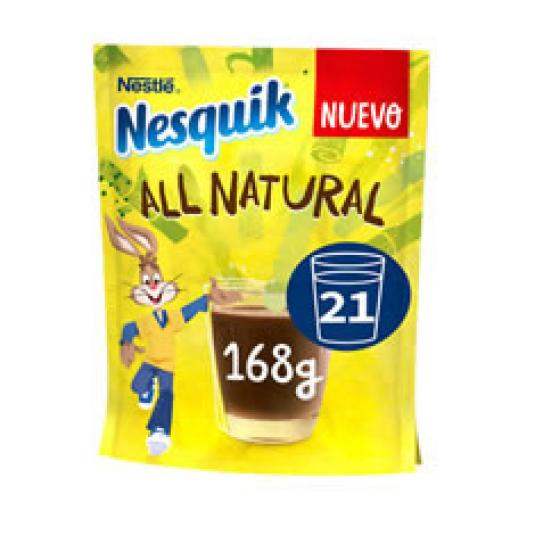 CACAO SOLUBLE ALL NATURAL 168GR
