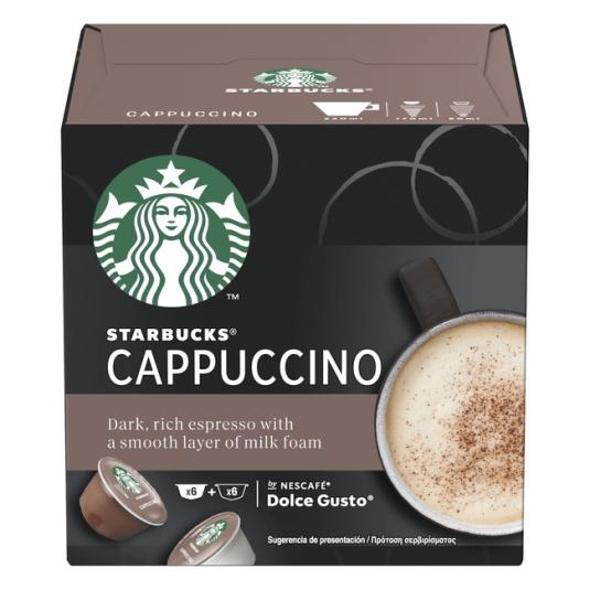 CAFE CAPUCCINO D. GUSTO 12 CAP