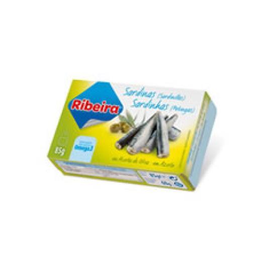 SARDINILLA ACEITE OLIVA 7/10 RR-90