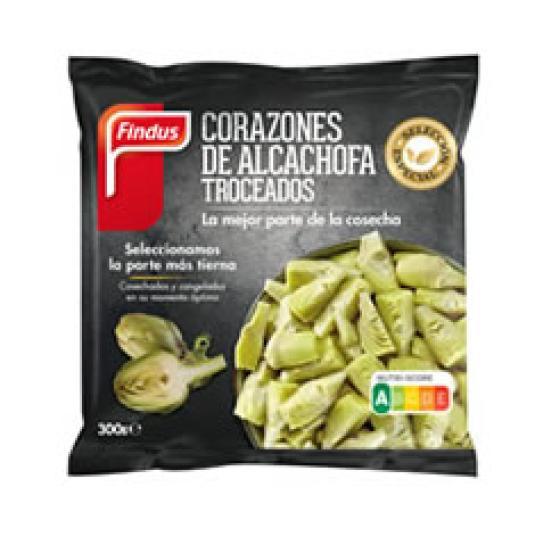CORAZONES ALCACHOFA TROCEADOS 300GR