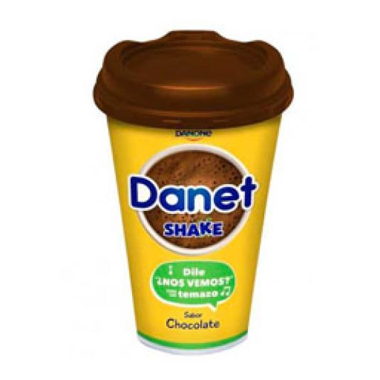 DANET SHAKE CHOCOLATE UHT 200ML