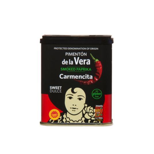 PIMENTON DULCE DE LA VERA 125GR