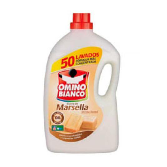 DETERGENTE MARSELLA 50LAV