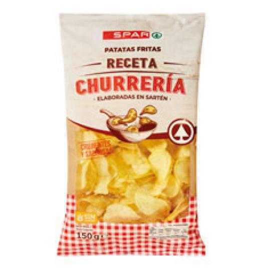 PATATAS FRITAS CHURRERIA 150G