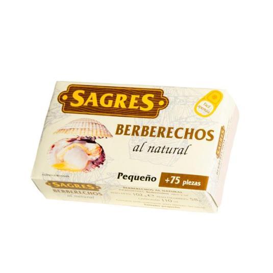 BERBERECHO NATURAL 102GR