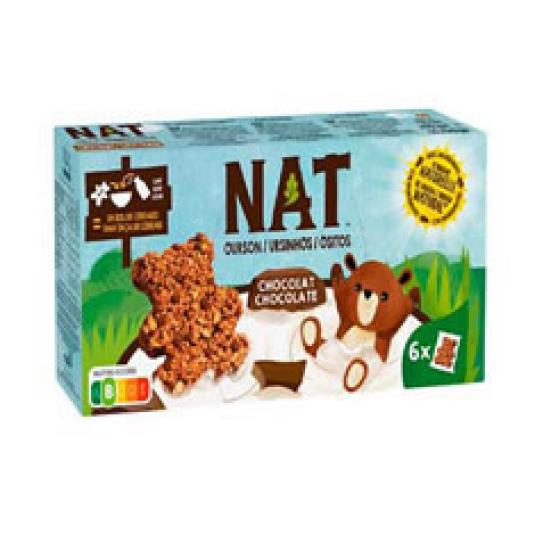 CEREALES NATURAL OSITOS CHOCOLATE 192GR