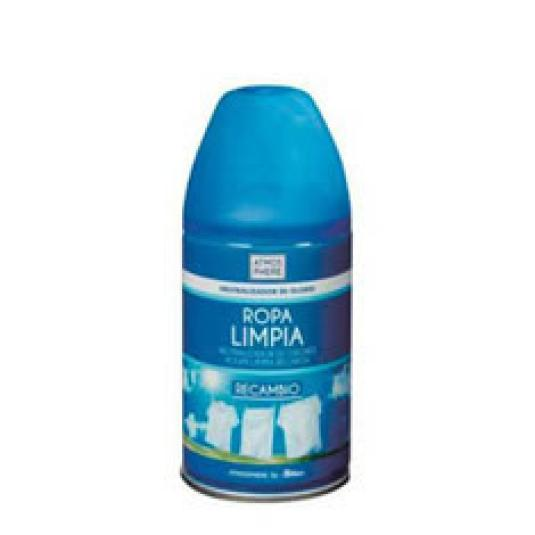 RECAMBIO AEROSOL ROPA LIMPIA 335CC