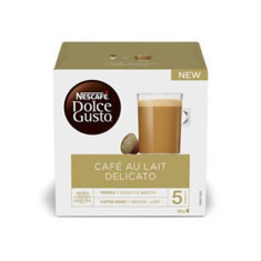 CAPSULA CAFE C/LEC.DELIC.12U