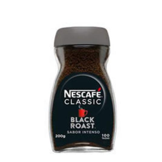 NESCAFE BLACK ROAST 200GR