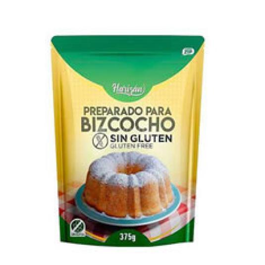 PREPARADO BIZCOCHO SIN GLUTEN 375GR