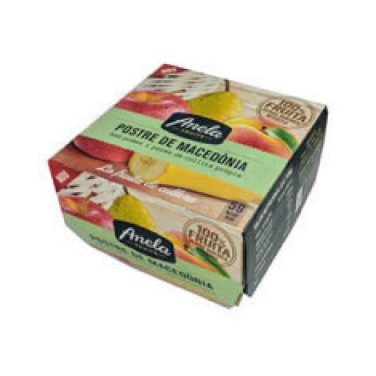POSTRE MACEDONIA 2X105GR
