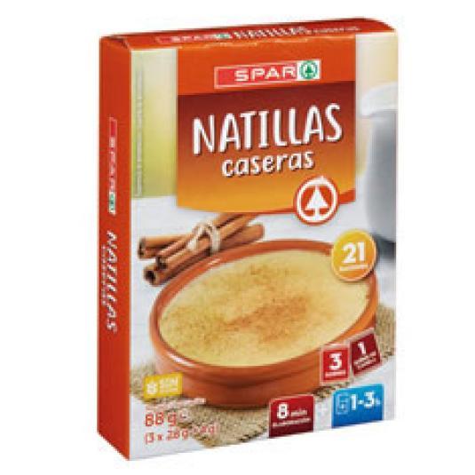 PREPARADO NATILLAS CASERAS 89GR