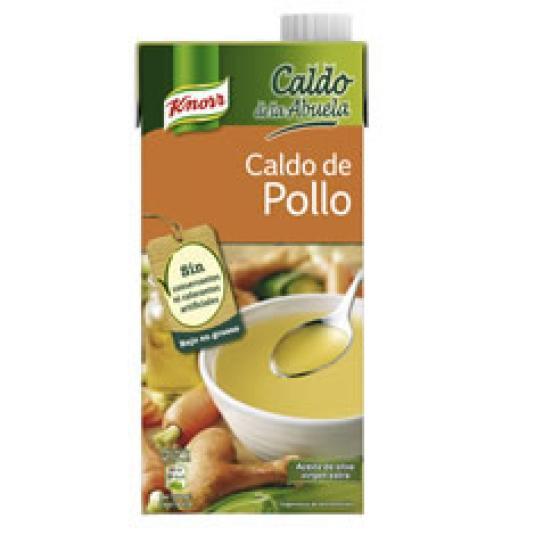 CALDO DE LA ABUELA POLLO 1L
