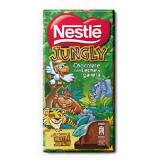 CHOCOLATE JUNGLY 125GR