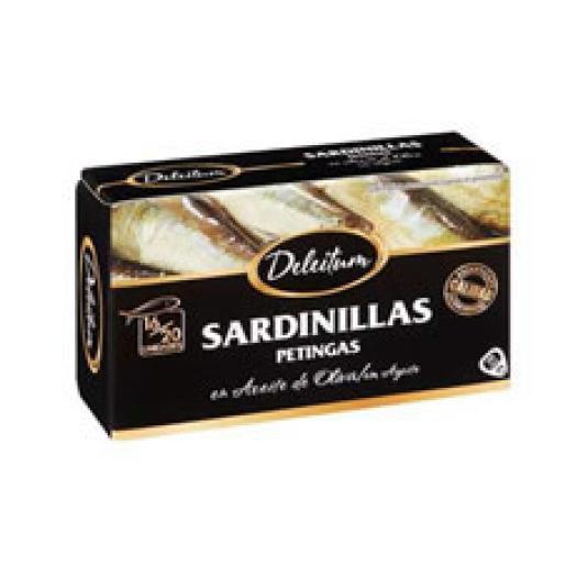 SARDINILLAS ACE.OL.16/20 RR125G