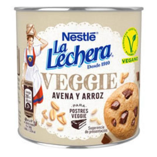 LA LECHERA VEGGIE 370GR