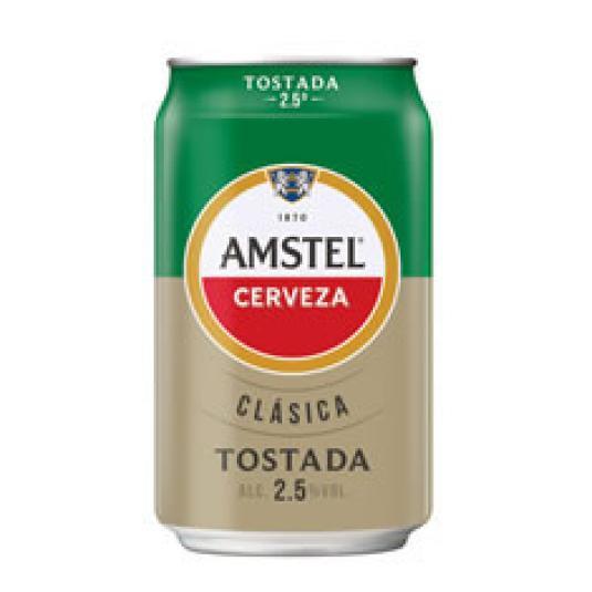CERVEZA CLASICA TOSTADA 33CL
