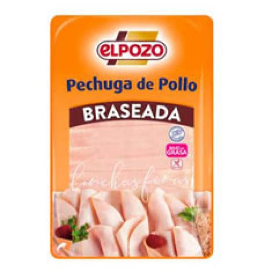 PECHUGA POLLO BRASEADA 85GR 1E