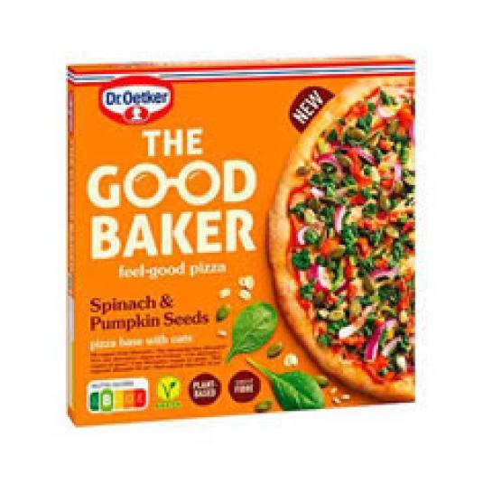 PIZZA THE GOOD BAKER ESP/SEM.CALABA.355G