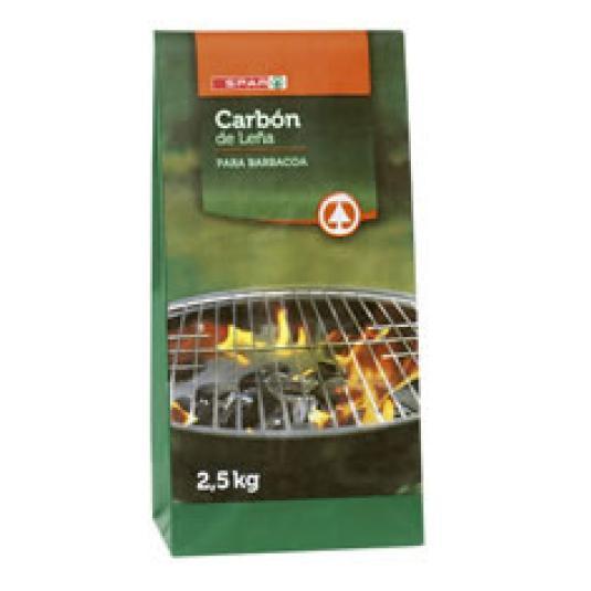 CARBON VEGETAL SPAR 10L 2,5KG