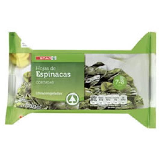 ESPINACAS CORTADAS 2X200GR