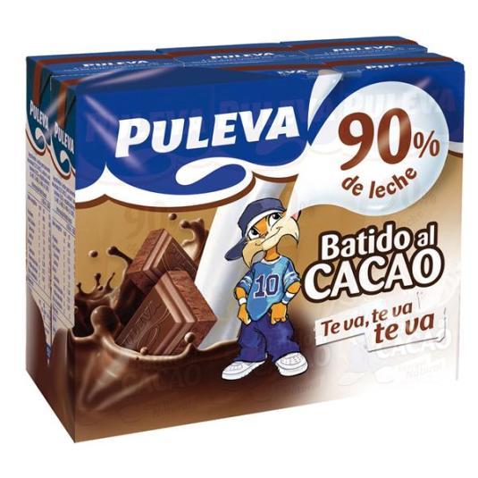 BATIDO CACAO 6X200ML