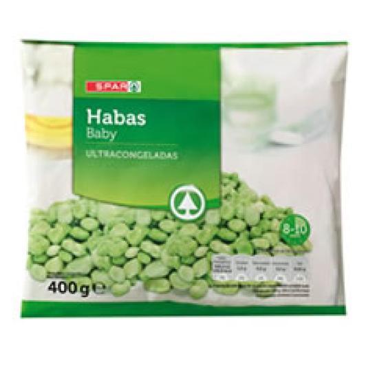 HABAS BABY 400GR