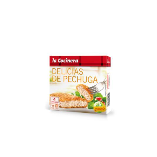 DELICIAS PECHUGA 330GR