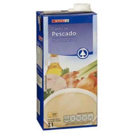 CALDO DE PESCADO 1L