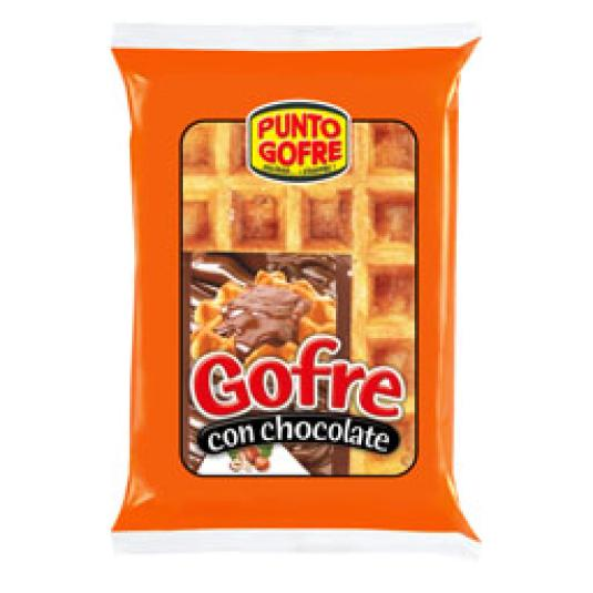 GOFRE CON CHOCOLATE 110GR